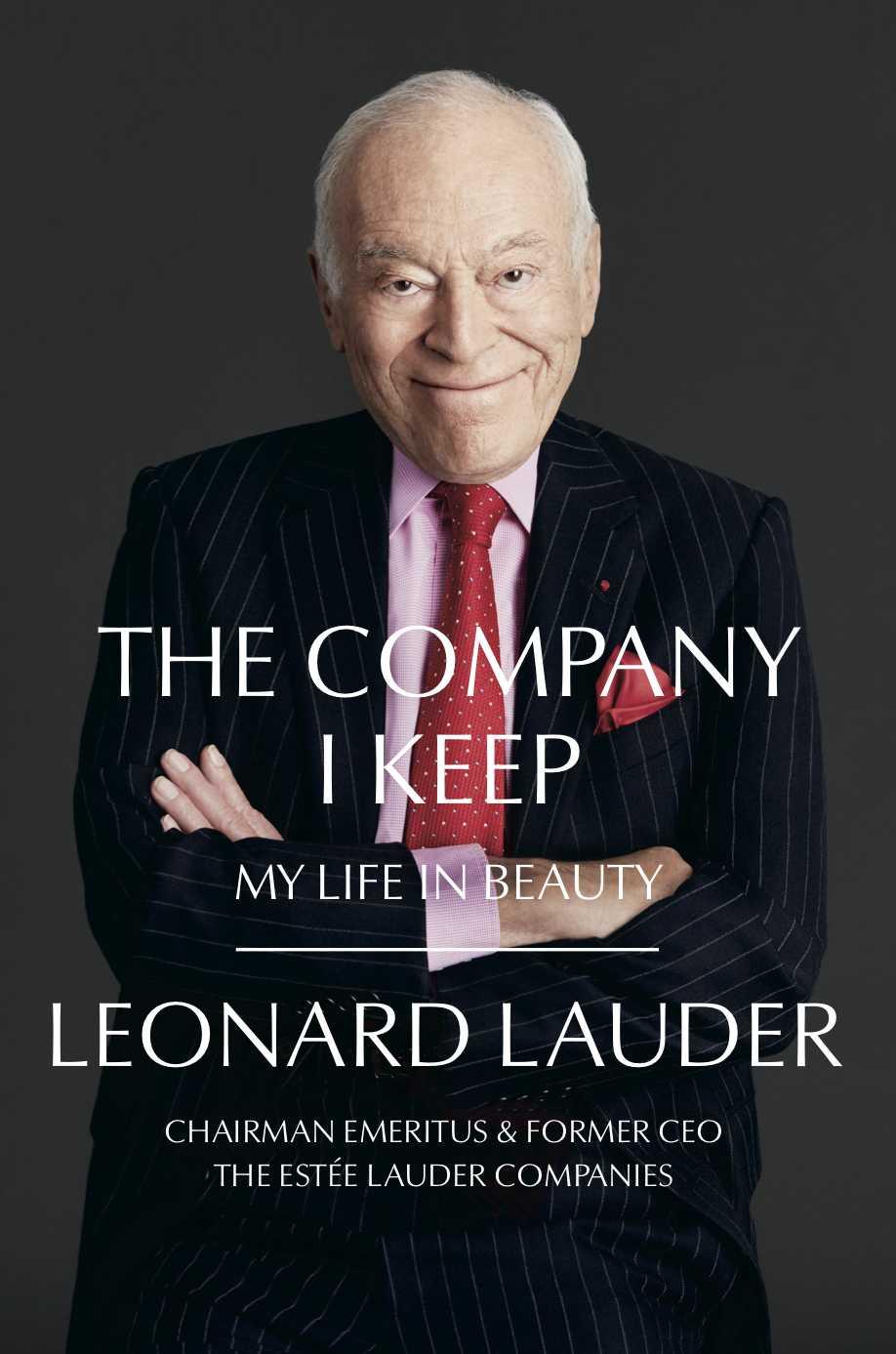 LIFE LESSONS: LEONARD LAUDER