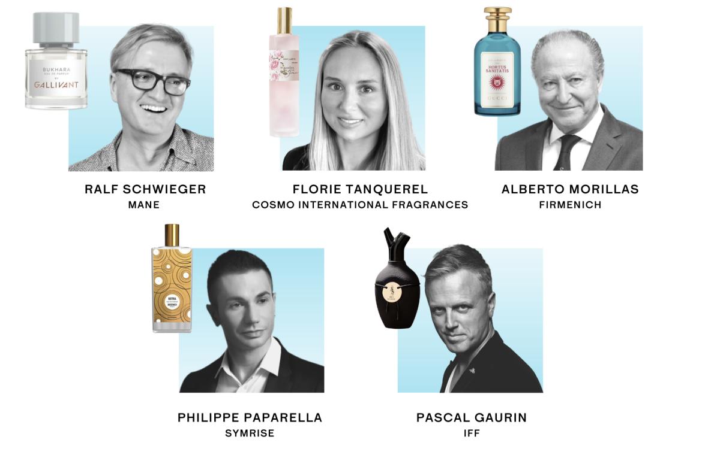 PERFUME EXTRAORDINAIRE: PERFUME FINALISTS Q&A