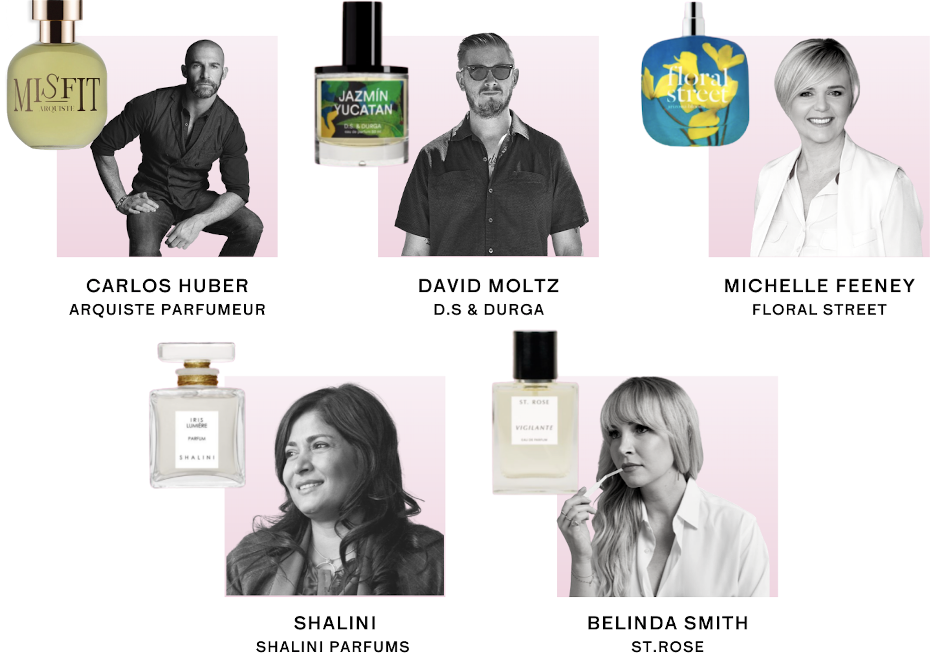 BEHIND THE SCENTS: INDIE BRAND FOUNDERS